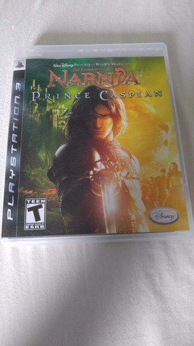the chronicles of narnia prince caspian ps3 envio gratis