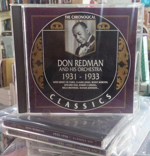 the chronogical classics - don redman and his orchestra