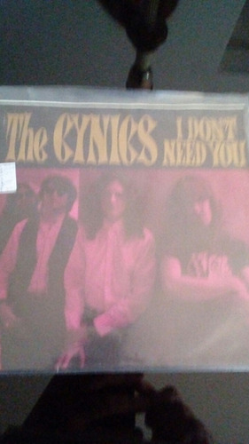 the cinics ( garage 80 punk )