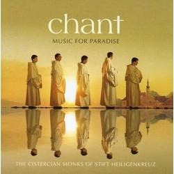 the cistercian monks - chant music for paradise cd nuevo
