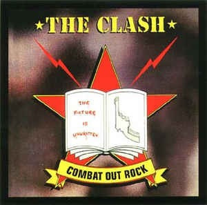 the clash - combat out rock