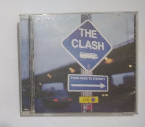 the clash from here to eternity cd