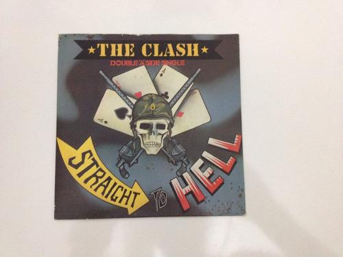 the clash - should i stay or should i go - 7 polegadas