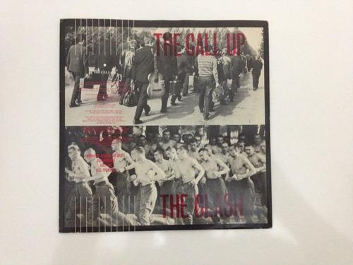 the clash - the call up - 7 polegadas