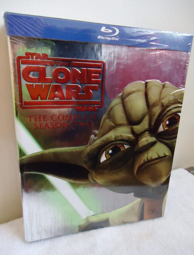the clone wars guerra clones temporada 2 dos digibook bluray