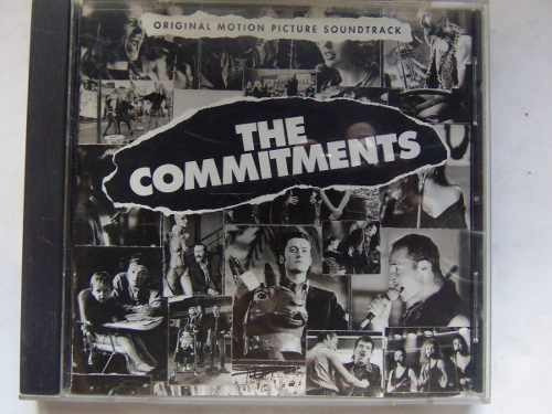 the commitments banda sonora original pelicula cd