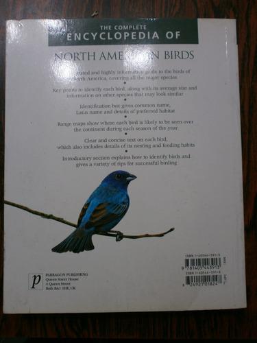 the complete encyclopedia of north american birds - vanner
