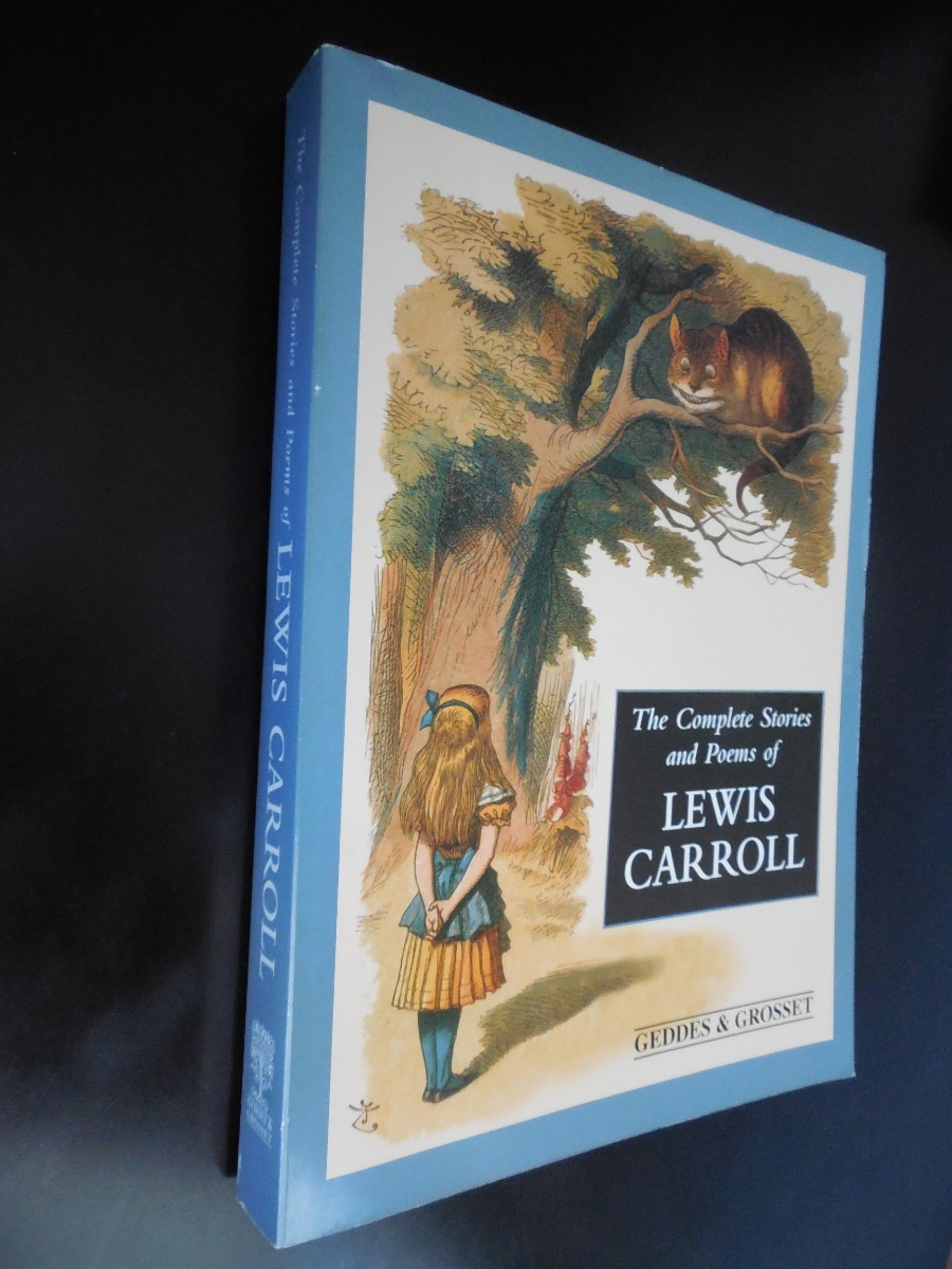 The Complete Stories And Poems Of Lewis Carroll 60000