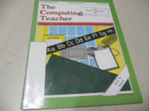 the computing teacher