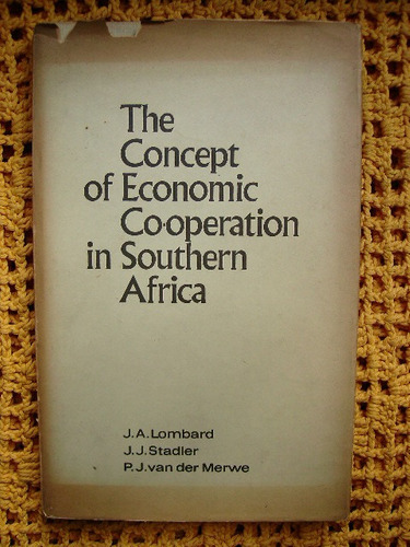 the concept of economic cooperation in southern africa