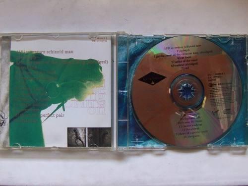 the concise king crimson cd original hecho en holanda