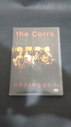 the corrs- unplugged