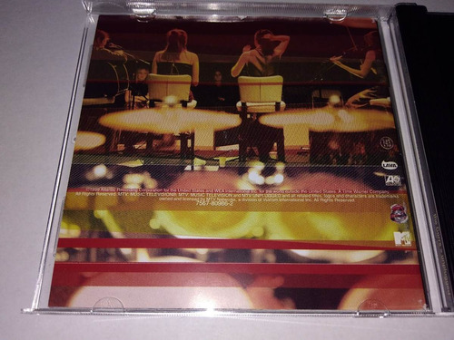 the corrs - unplugged cd usa ed 1999 mdisk