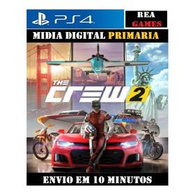 The Crew 2 Ps4 Original 1 Mídia Digital Em Português
