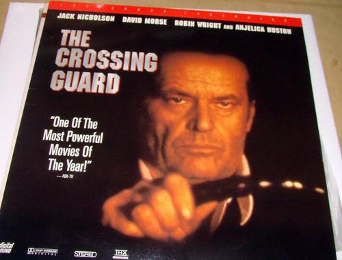 the crossing guard / sean penn j nicholson laser disc