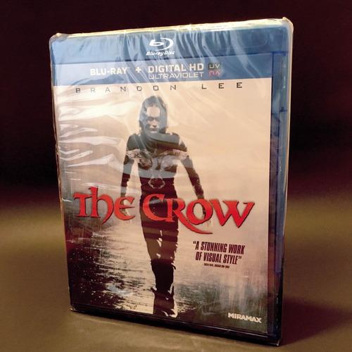 the crow bluray - zombiteca