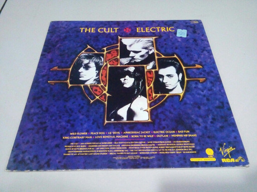 the cult eletric 1987