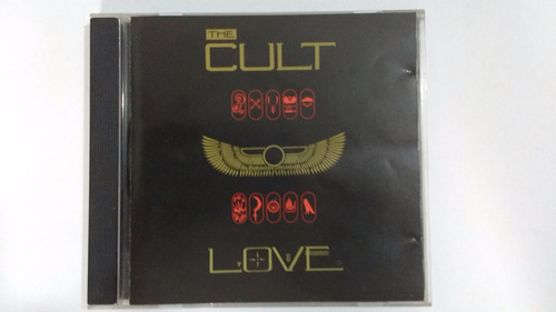 the cult love cd