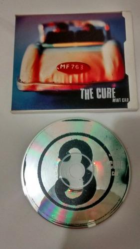 the cure cd single mint car / bauhaus joy division sisters
