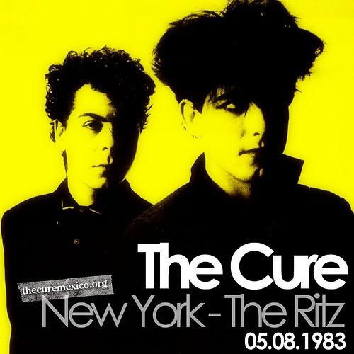 discografia completa the cure