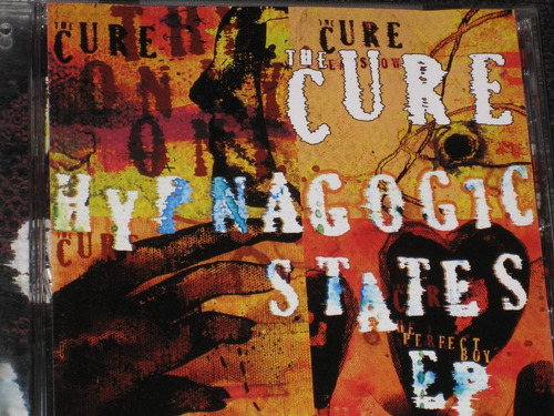 the cure - hypnagogic states ep - c d 5 tracks