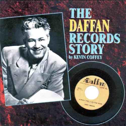 the daffan singles vol. 1 & 2 (daffan records story) 2 cd