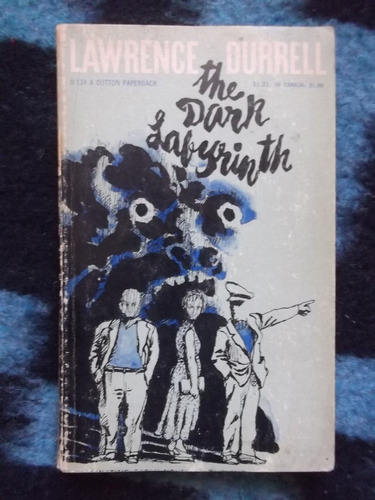 the dark labyrinth lawrence durrell