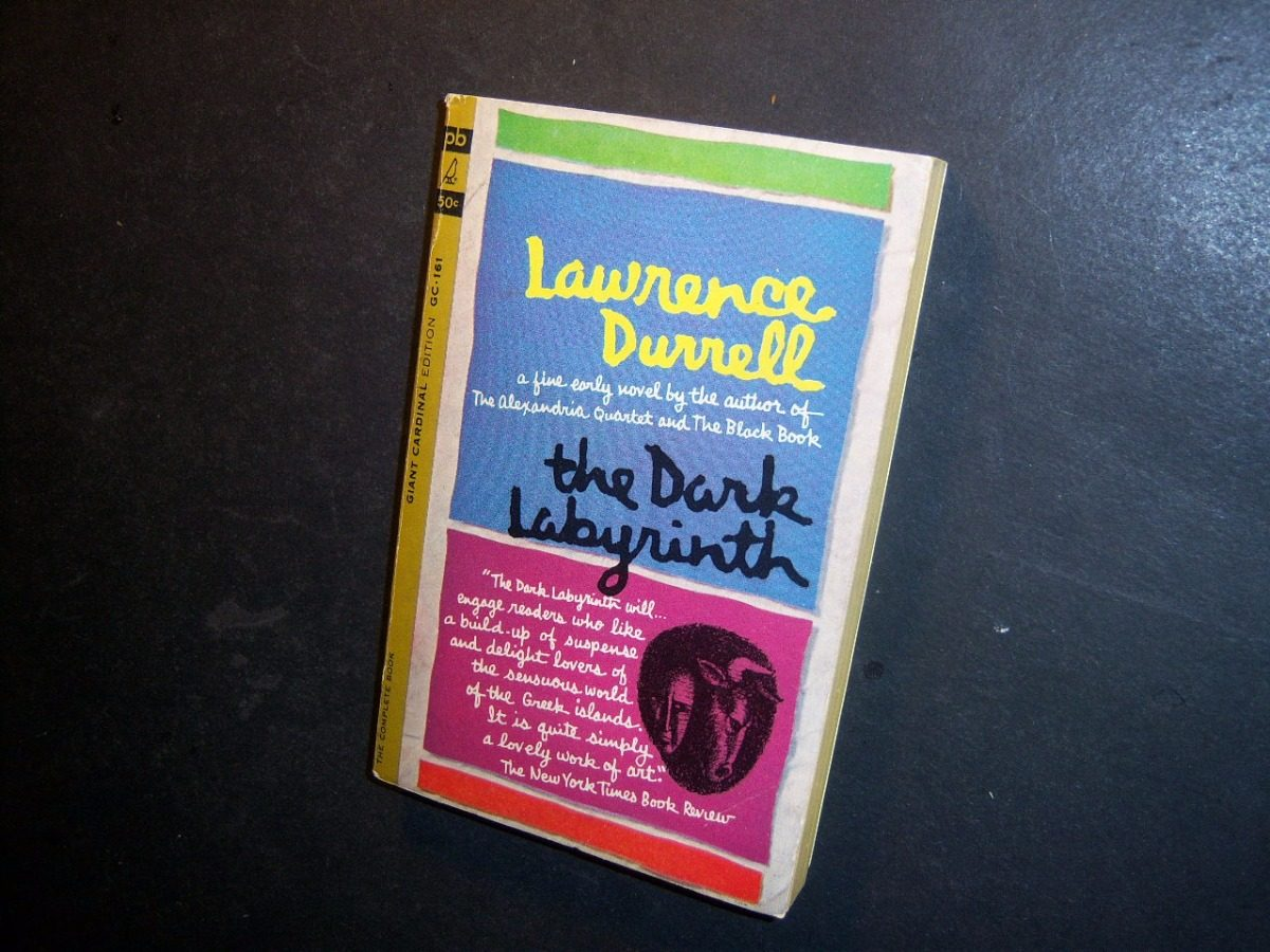 the dark labyrinth durrell lawrence