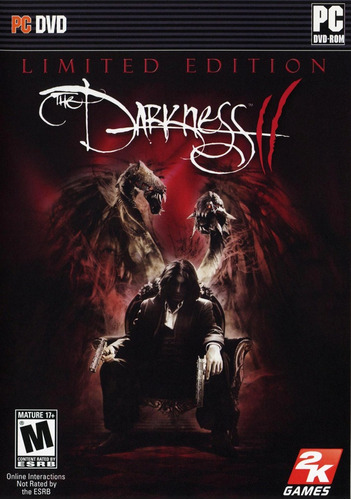 the darkness 2 limited edition pc - nuevo