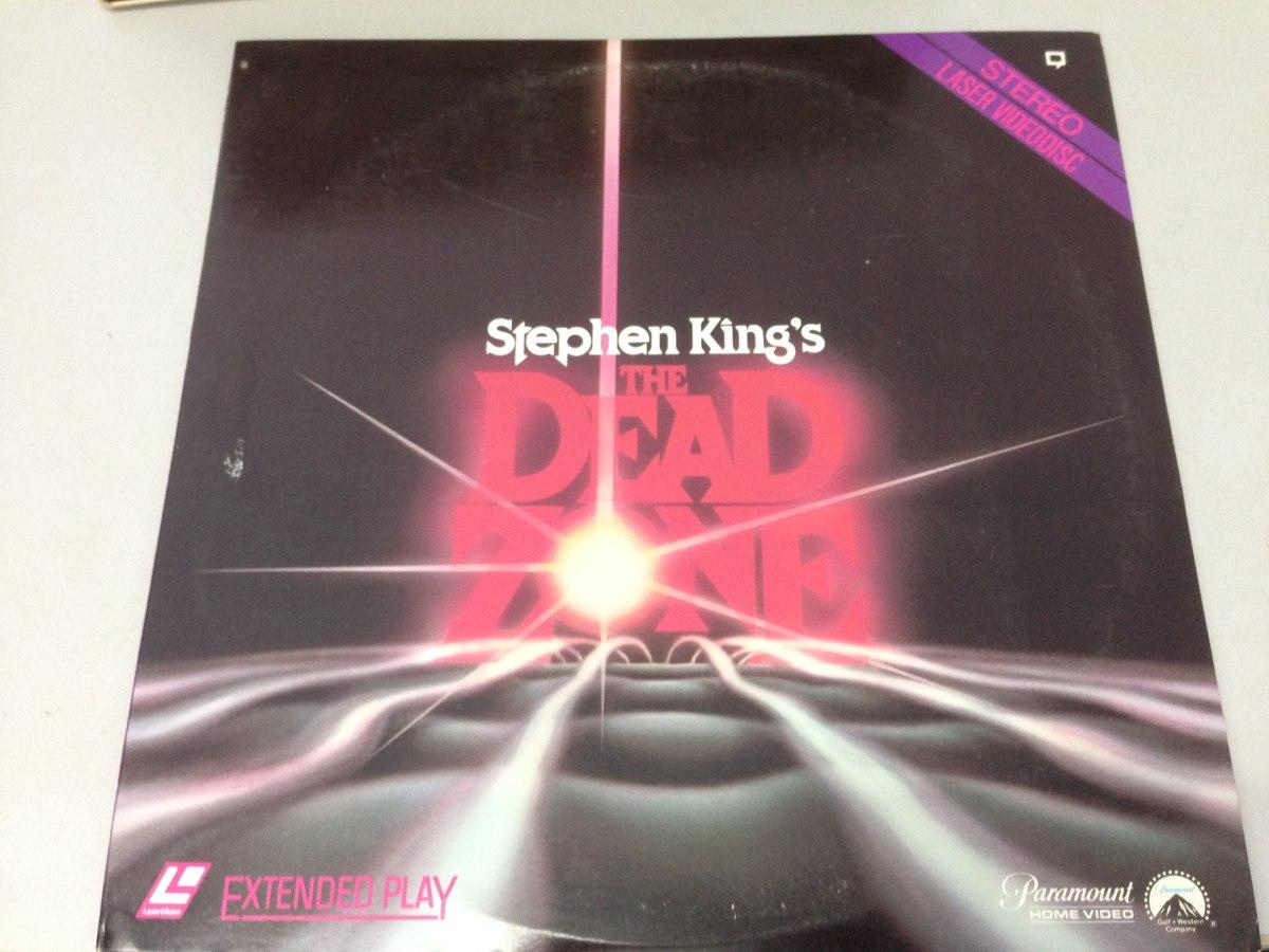 Stephen King Dead Zone Book