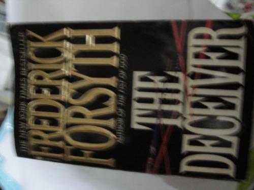 the deceiver de frederick forsyth - novela en ingles