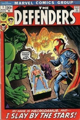 the defenders vol 1 cómics digital español