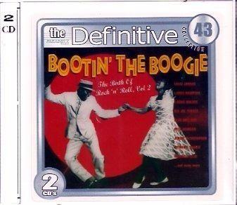 the definitieve bbotin' the boogie cd duplo  lacrado raro