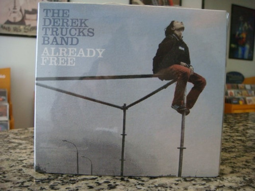 the derek trucks band - already free