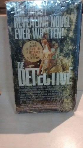 the detective. roderick thorp.