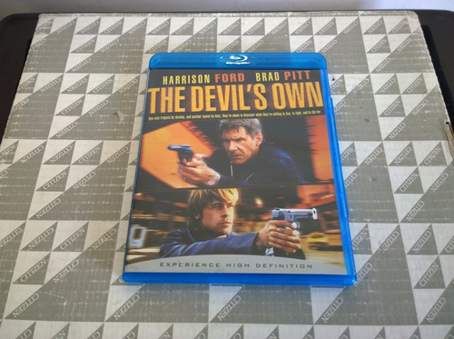 the devil's own ( enemigo intimo ) harrison ford / brad pitt