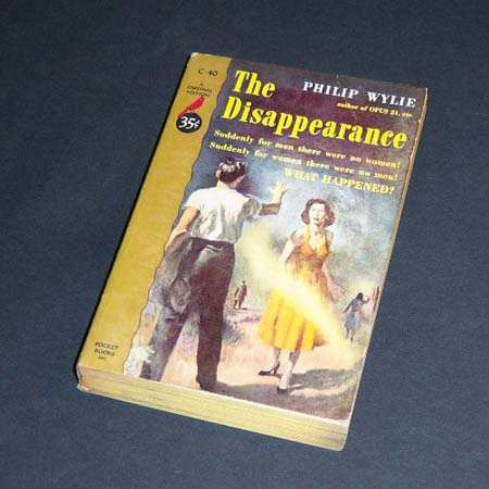 the disappearance. philip wylie