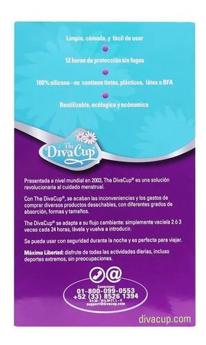 the diva cup modelo 2 copa menstrual