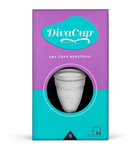 The Diva Cup Modelo 2 + Envío Gratis