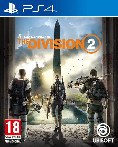 the division 2 (ps4) original fisico y sellado - armore