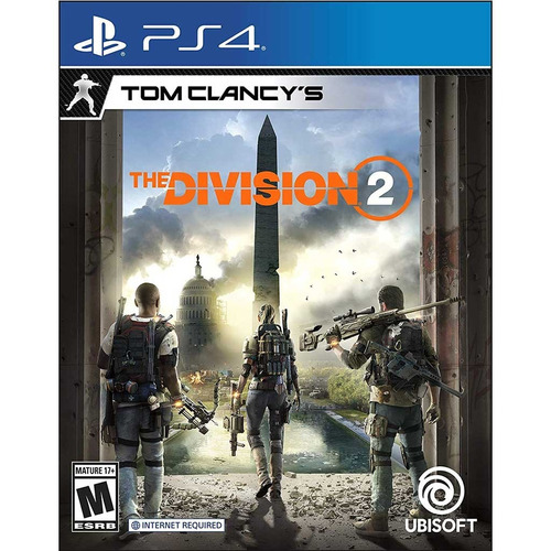 the division 2 tom clancy ps4 fisico