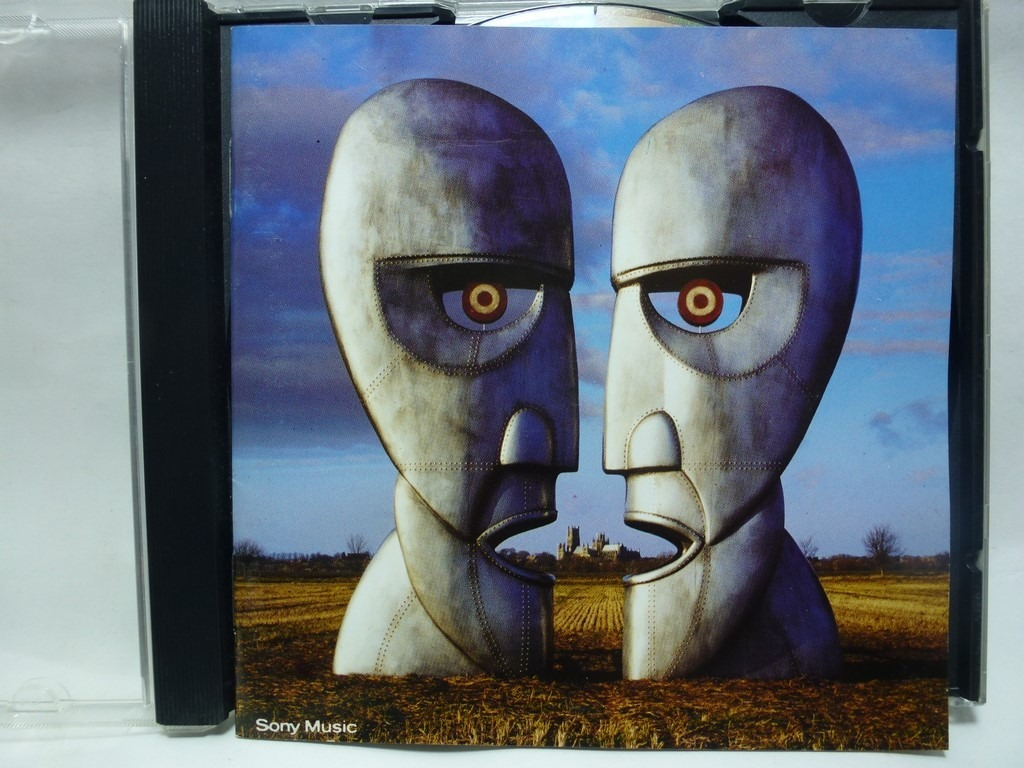 The Division Bell Pink Floyd Audio Cd En Caballito 20019