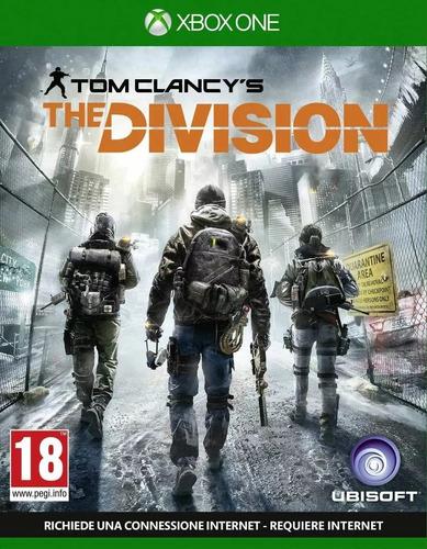 the division xbox one. fisico en español. dlc entrega ya