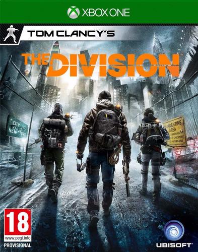 the division xbox one tom clancys juego nuevo fisico