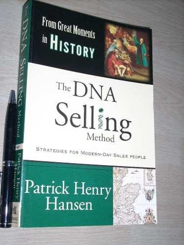 the dna selling method - patrick henry hansen - brave