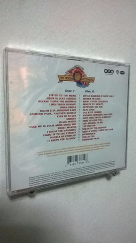 the  doobie brothers the very best of (2cd)