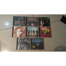 The Doors 8 Cds Da Banda Em Perfeito Estado - Raridade