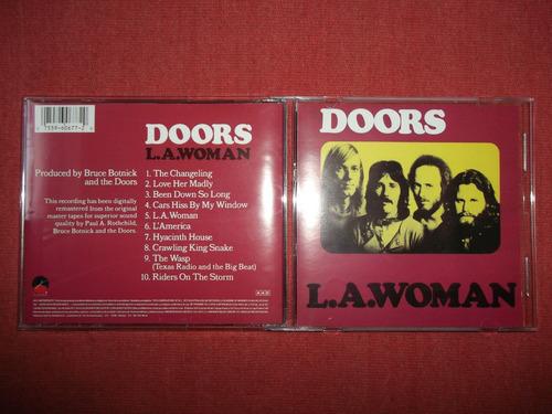 the doors - l.a. woman cd nac ed 1990 mdisk