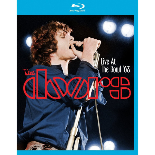 the doors live at the bowl '68 blu-ray imp.cerrado en stock