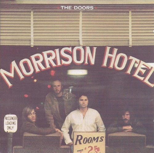 the doors - morrison hotel cd